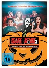 SCARY MOVIE - HALLOWEEN BOX  2 DVD NEU  REGINA HALL/JONATHAN ABRAHAMS/+