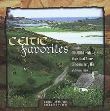 CELTIC FAVORITES by CLAIRE HAMILTON 2007 CD