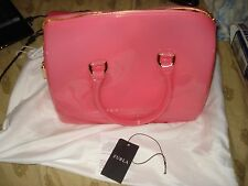 PRICE REDUCE:new pink candy furla satchel jelly shoulderbag