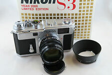 NIKON S3 OB. 50F1.4 YEAR 2000