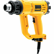 Dewalt Corded D26411 240 Volt Heat Gun 1800 Watt Dual Air Flow - Genuine New
