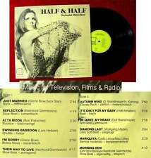 LP ORCHESTRE Glenn Bow: Half & Half (utv 98110) Music for tv, film & radio
