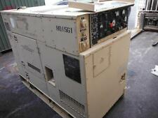 15KW KW MEP-804A DIESEL GENERATOR 3hrs 2010 EMP PROOF TACTICAL QUIET MILITARY