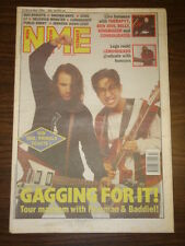 NME 1992 NOV 21 THERAPY BON JOVI BELLY PUBLIC ENEMY L7