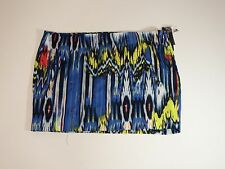 skirts rampage xtra large muticolor casual all purpose side zipper