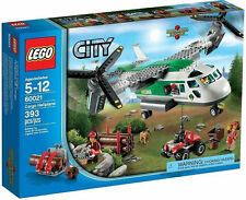 60021 CARGO HELIPLANE lego NEW city town SEALED helicopter airplane legos set