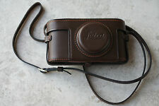 LEICA TASCHE. EVERREADY LEATHER CASE SERIE 0-Series.