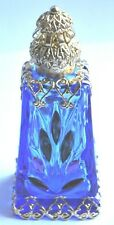 New Czech Blue Perfume/Oil Bottle/Holder Wholesale