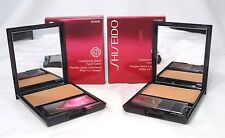 Lot/2 Shiseido Luminizing Satin Face Color ~ GD 809 ~ .22 oz. Each ~ BNIB