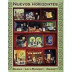 Nuevos Horizontes: Lengua, Conversacion y Literatura (Spanish Edition) by Gilma