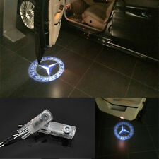 LED Logo door welcome lamp laser Projector light For Mercedes GL-Class 06-12