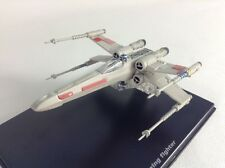 THE X-WING DeAgostini STAR WARS diecast model in display case