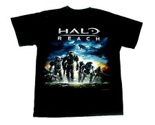 "First Person Shooter Video Game ""HALO REACH"" 2010   T SHIRT NWORN  XL"