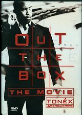 TONEX OUT THE BOX THE MOVIE DVD LIVE IN SAN DIEGO incredible Gospel experience