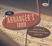 The Arranger's Touch Audio CD New