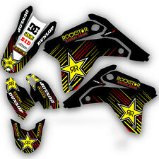 DRZ 70 ALL YEARS GRAPHICS KIT DRZ70 SUZUKI DECALS