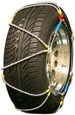 255/55-16 255/55R16 Tire Chains High Volt Z Cable Traction Passenger Truck SUV