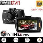Pop New 1080P Car Camera Dash Video 2.7'' LCD Crash G-sensor Night Vision G30
