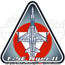 Northrop F-5E Tiger II Österreichische Luftwaffe ÖSTERREICH Aufkleber, Sticker