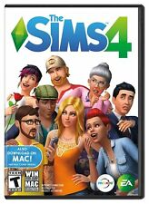 The Sims 4 (PC/Mac GAMES) - FREE SHIPPING