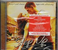 STEP UP OST CD COL.SONORA nuovo SIGILLATO sealed YUNG JOC CIARA KELIS DOLLA 2006