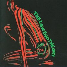 Low End Theory by A Tribe Called Quest (CD, Mar-1999, Bmg/Jive)