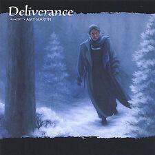 Martin, Amy: Deliverance  Audio CD