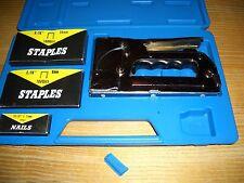 Handtacker/Nageltacker-Diy Tools-Klammergerät schwere Ausführung gebraucht