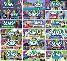 THE SIMS 3 + ALL Expansion Packs Steam PC (FULL GAME) BEST PRICE !!!!
