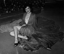 JACQUELINE PIERREUX (1923-2005) , ACTRICE , MÈRE DE JEAN PIERRE LÉAUD / 1952#01
