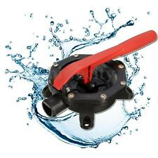 720GPH Boat Marine Manual Diaphragm Hand Bilge Water Pump Plastic for SEAFLO