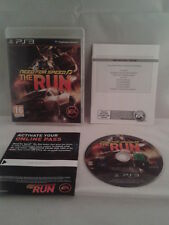 JUEGO PLAY STATION 3 PS3 NEED FOR SPEED THE RUN PAL