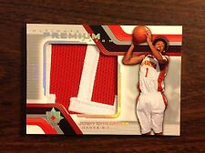 Josh Childress 2004 Ultimate Collection Premium Patch card 65/75