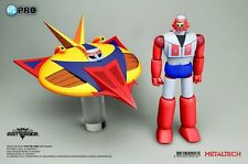 HIGH DREAM GOLDRAKE GRENDIZER GOLDORAK METALTECH 05 GATTAIGER GOLDRAKE GRENDIZER