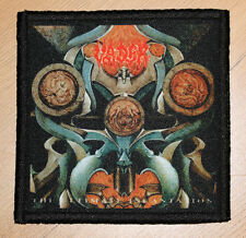 """VADER """"THE ULTIMATE INCANTATION"""" silk screen PATCH"""