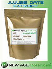 JUJUBE DATE [20:1] - EXTRACT POWDER  - 100G