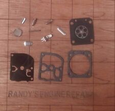 Zama Carburetor Overhaul Repair Kit HS75 HS80 HS85 HL45 FS4137 BG4227 US Seller