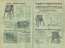 BERLIN, Werbung 1935,  Siegfried Gunzenhäuser Nachf. Inhaber Albert Willy Meyer