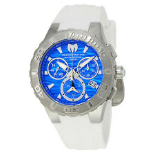TechnoMarine Cruise Medusa Chronograph Blue Dial  Mens Watch 115075