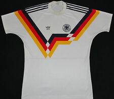1990-1992 GERMANY ADIDAS HOME FOOTBALL SHIRT (SIZE L)