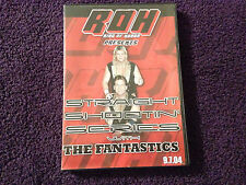 Ring of Honor The Fantastics ROH NXT NJPW PWG Beyond WWE OOP NWA