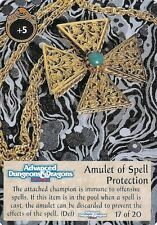 Spellfire - Artifacts Chase #17 - ARc/17 - Amulet of Spell Protection - D&D