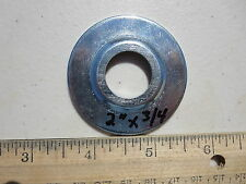 "STAMPED ARBOR FLANGE,  2"" X 3/4"" BORE.  NEW FROM LORTONE, WORKS ON OTHER ARBORS"