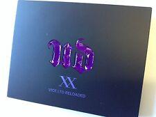 URBAN DECAY! nuevo! Paleta vice Ltd recargado XX 20 Sombras + Pincel Ltd Ed Nuevo Y En Caja