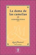 La dama de las camelias (Letras mayusculas)