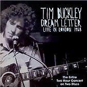 Tim Buckley Dream Letter - Live in London 1968 CD