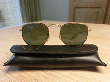 Ray Ban Bausch & Lomb B & L USA Classic Collection Style II Gold W0978 Aviator