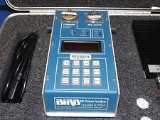 BIRD WATTMETER  4391-050 WITH ,DUMMY LOAD, AND CASE.