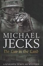 No Law in the Land (Knights Templar)-ExLibrary