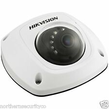 HIKVISION DS-2CD2532F-IWS 4mm 3MP 1080P Kabellos Wifi Mic Audio ONVIF IP Kamera
